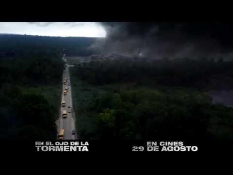 En el ojo de la tormenta - Trailer español HD