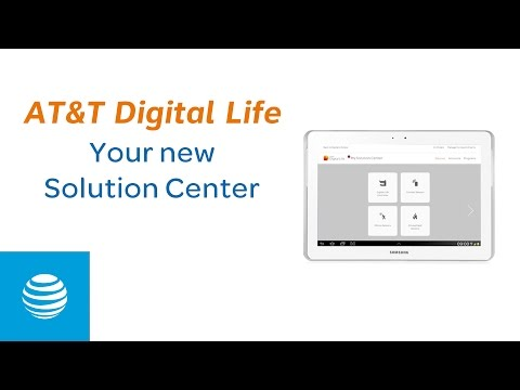 Your new Solution Center | AT&T Digital Life | AT&T - YouTube
