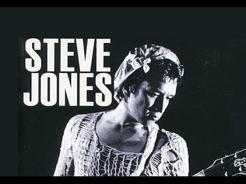 Steve Jones - Black Leather