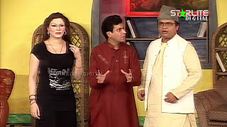 Best Of Khushboo, Tariq Teddy and Naseem Vicky New Pakistani Stage Drama Full Comedy Clip