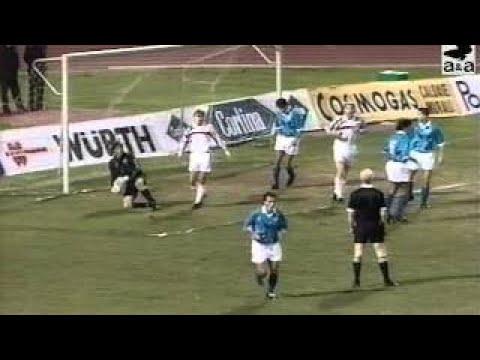 1992 UEFA Euro Qualifiers Cyprus v. Soviet Union
