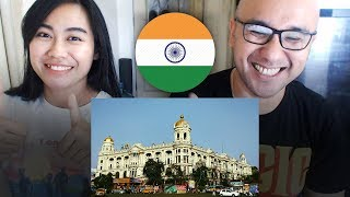 Indonesians React To Kolkata New Town | One Of The Most Develop Place In INDIA (2019)