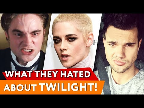 Ruined By One Role: How Twilight Destroyed Cast Lives! |⭐ OSSA