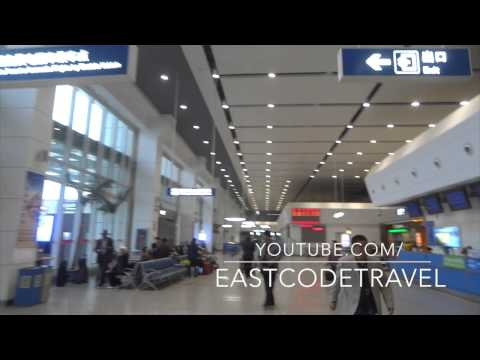 Wuhan Tianhe Airport International terminal