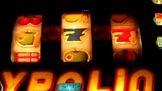 Red Gaming Hypalinx Fruit Machine £5 Jackpot