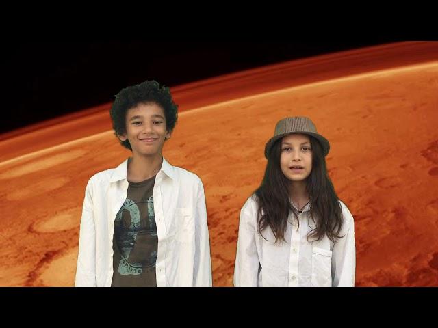 2050 objectif Mars