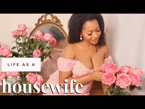 what its like being a young housewife VLOG | Baking, travel, homemaking, flowers & date night