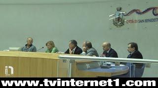 TV Internet 1 Marche - San Benedetto:Sentenza Gaspari, negato il confronto con l'opposizione