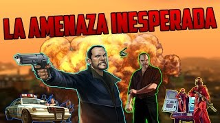 LA AMENAZA INESPERADA! | Crazybobs Cops And Robbers | GTA San Andreas Multiplayer (SAMP)