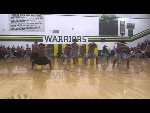 Clover Park High School Haka 2016