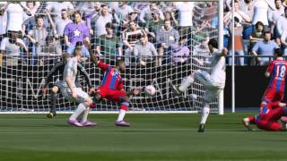 Fifa 15 Гол рукой