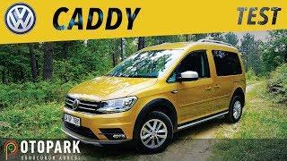 Volkswagen Caddy Alltrack 2.0 TDI DSG | TEST