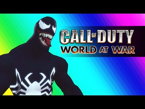 Thumbnail: Venom Zombies! (COD WaW Zombies Mods Spiderman Edition)