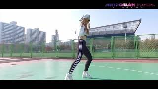 Em Chưa 18 Remix Hot Girl Nhảy Shuffle Dance Cực Đẹp