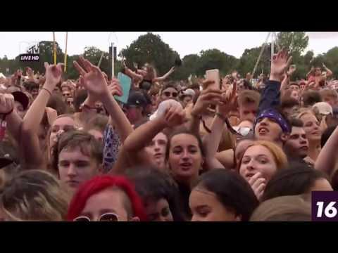 Stormzy - Know Me From  LIVE @ V FESTIVAL 2016