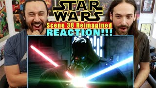 STAR WARS SC 38 Reimagined - REACTION!!!