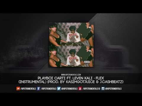 Playboi Carti Ft. Leven Kali - Flex [Instrumental] (Prod. By KasimGotJuice & J. Cash)