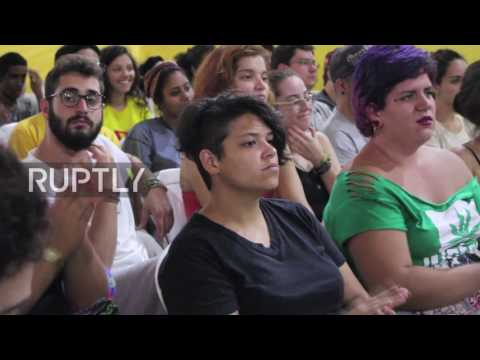 Brazil: Hundreds gather to hear Snowden speak at Brazilian Youth conference