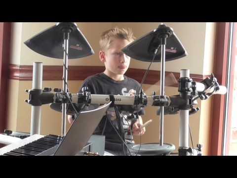 Anders Drums Same Old Blues
