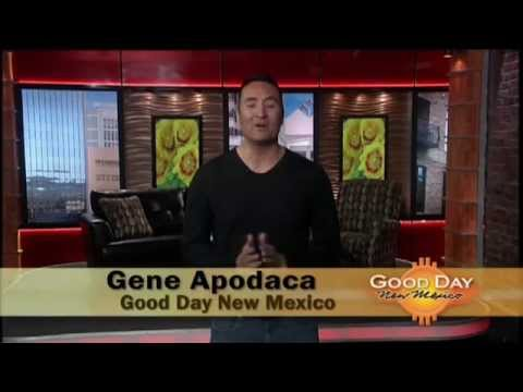 Gene Apodaca GoodDay NM 2014