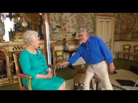 Rolf Harris Bangs One Out For The Queen (Uncensored Version)