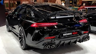 2020 Brabus 800 Mercedes Amg Gt 63 S   Interior And