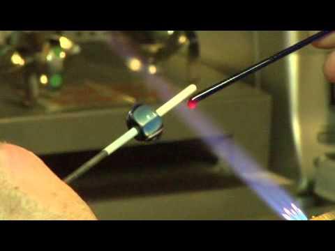 Glass Bead Flame Designs: Dot Casing