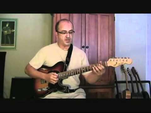 Superimposition of triads over a min7 chord /Advanced Jazz Improvisation / www.miguelgonzalez.co