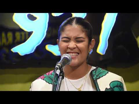 DOES SHE KNOW by KIANA VALENCIANO | The Concert Series