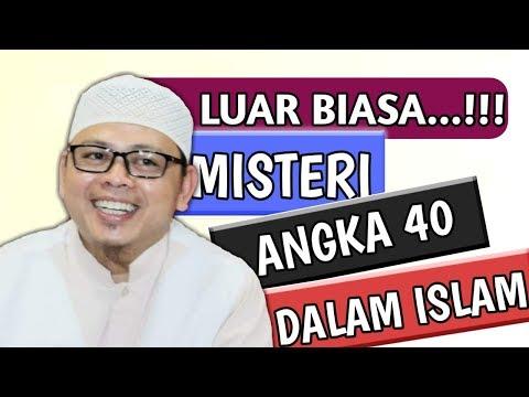 Misteri Angka 40 Dalam Islam