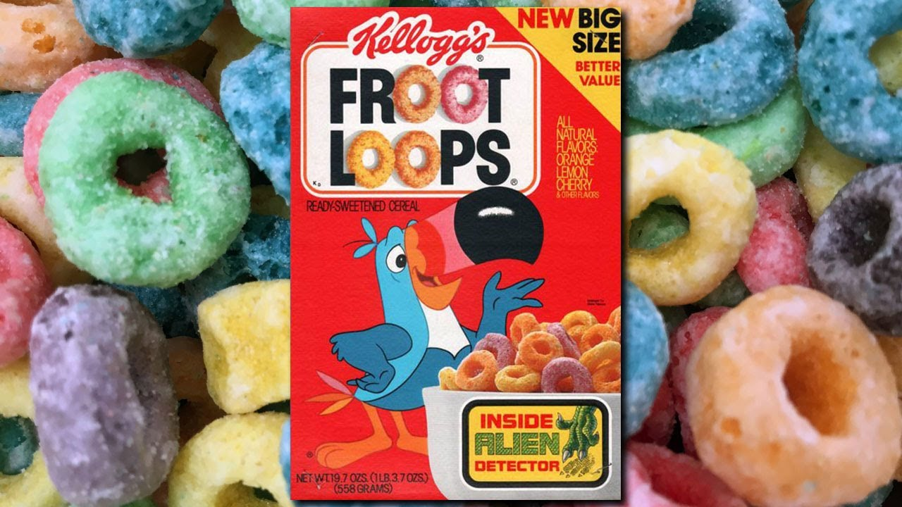 froot loops 1963 youtube