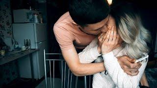 KAUA OODATUD HETK! / Pregnancy test Reaction