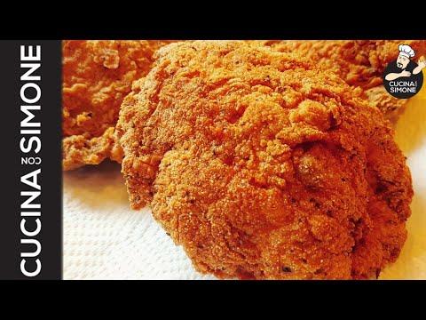 Pollo fritto alla KFC - Fried chicken