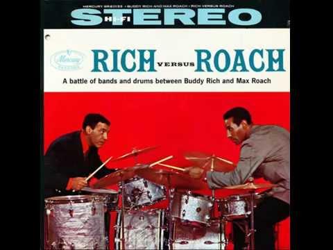Buddy Rich & Max Roach - The Casbah