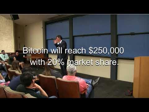 Tim Draper Bitcoin Prediction (EOS fans only)
