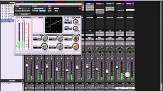 Mixing Drums - Parallel Compression