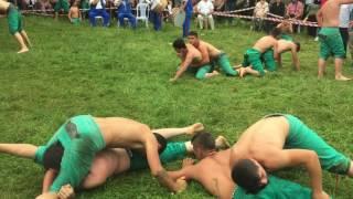 balatlı köyü Bayram güreşleri yapıldı