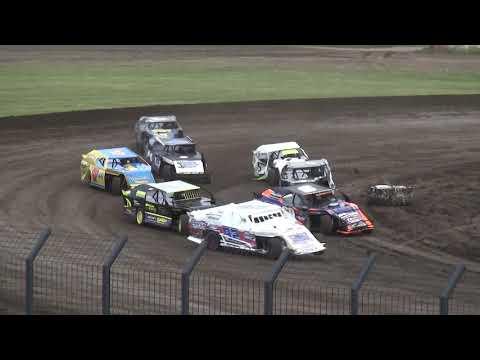Sport Mod Challenge Heat 3 Davenport Speedway 6/8/18