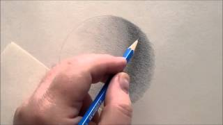 How to Draw: How to Shade a Sphere with Graphite