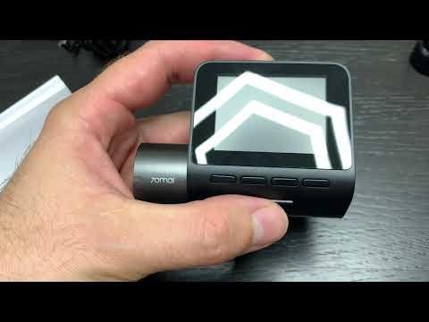 Видеорегистратор 70mai Smart Dash Cam Pro Global EN/RU (Midriver D02)