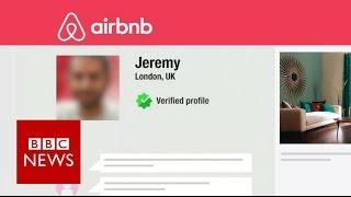 Airbnb account hijackers burgle homes   BBC News
