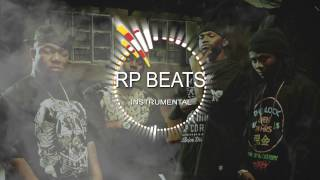 BEAT SIMPLE INSTRUMENTAL GANGSTA RAP ( RP BEATS )