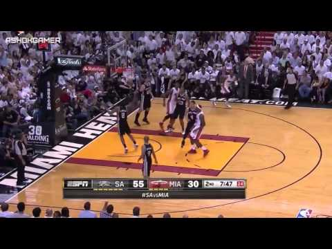 San Antonio Spurs vs Miami Heat   Game 3   June 10, 2014   Full Game Highlights   NBA Finals 2014