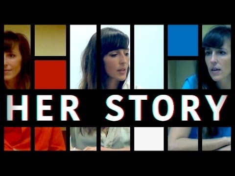 Her Story PC (Indie Game) - All Scenes In Order [Movie?]