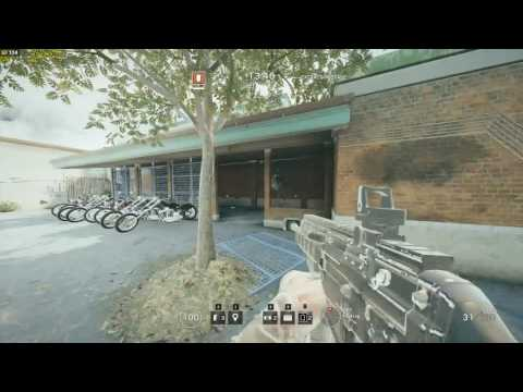 Mouse Input Stutter - Rainbow Six Siege (Watch in 60fps
