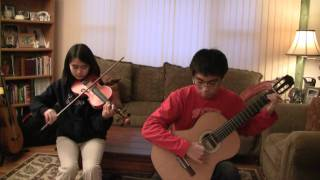 Savior Like A Shepherd Lead Us - Guitar and Violin