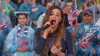 Alisan Porter Performs The National Anthem on the 2016 A Capitol Fourth