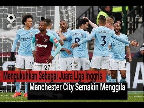 West Ham United Korban ke-30 Manchester City di .....