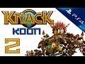 Knack - Прохождение игры на русском - Кооператив [#2] PS4 (Нэк)
