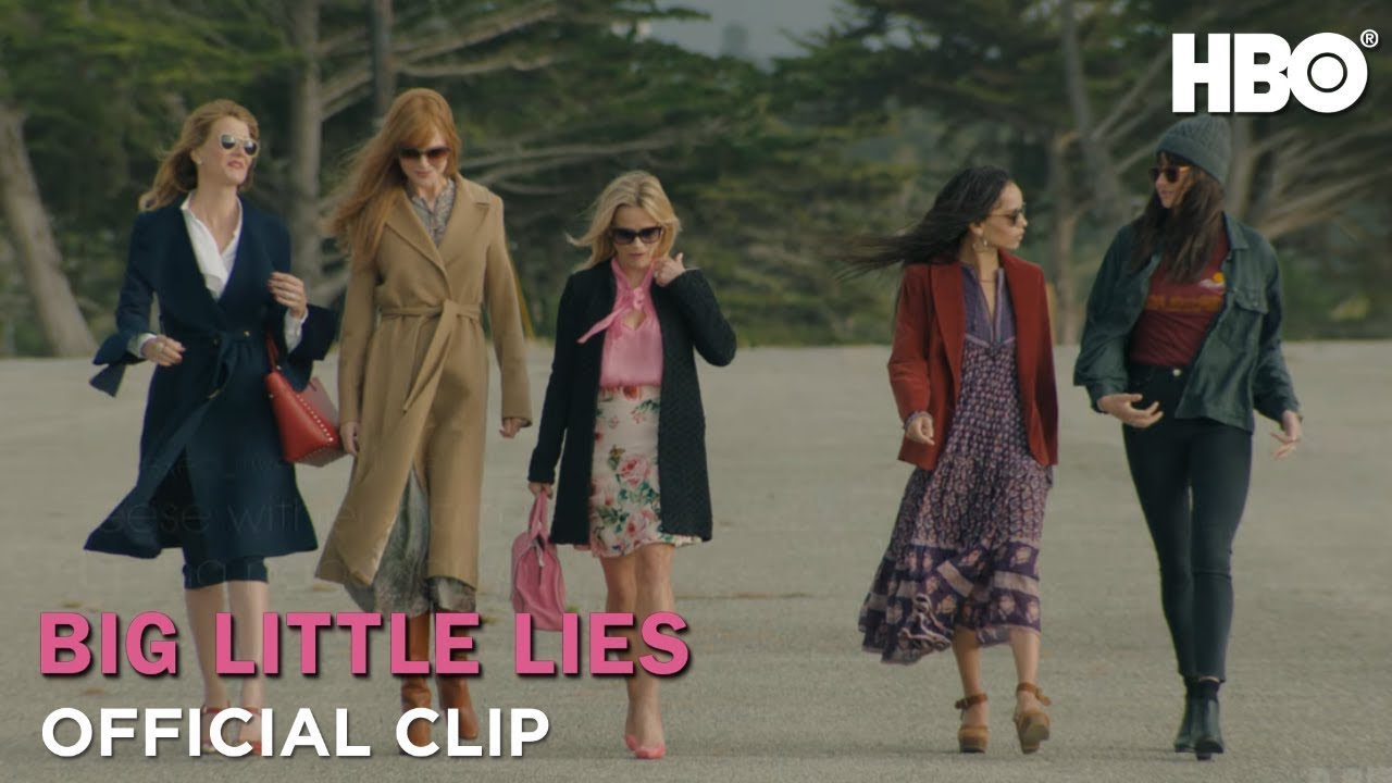 Big Little Lies Opening Credits Season 2 Episode 1 Clip Hbo